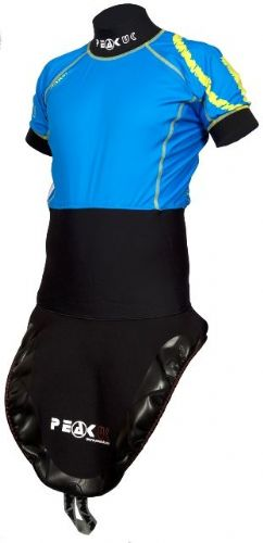 Peak Speedskin Short Topdeck | Blue